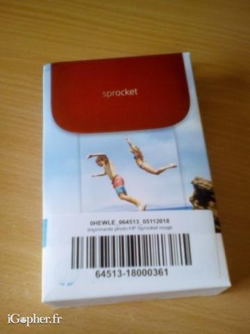Imprimante HP Sprocket 100