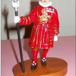 Figurine Yeoman Warder (Beefeaters)