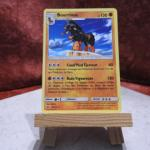 Carte Pokemon Bourrinos