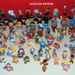 380 figurines jouets Kinder