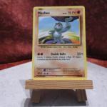 Carte Pokemon Machoc