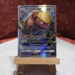 Carte Pokemon Gumshoos GX