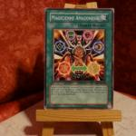 Carte Yu-Gi-Oh Magicienne Amazonesse