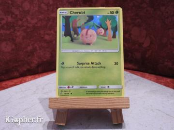 Carte Pokemon Cherubi