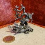 Figurine dragon ladon N°3 (Atlas)