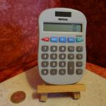 Calculatrice Impega BS7858