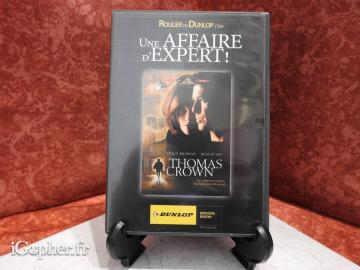 DVD du film : Thomas Crown