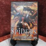 DVD du film : Spiders