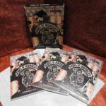 DVD de la série TV Sons of Anarchy (saison 1)