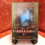DVD du film : Sleepwalker