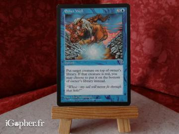 Carte Magic the Gathering : Ether Well (Puits d'éther)