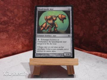 Carte Magic the Gathering : Quadripode Myr
