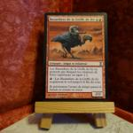 Carte Magic the Gathering : Busardiers de la Griffe de fer