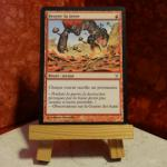 Carte Magic the Gathering : Broyer la terre