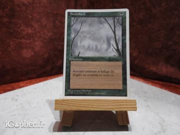 Carte Magic the Gathering : Brouillard