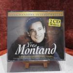CD audio Yves Montand les chansons intemporelles