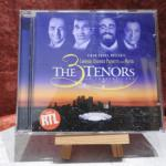 CD audio The Tenors In concert 1994