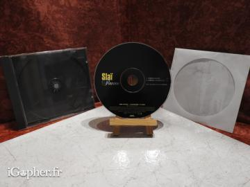 CD audio Slai Flamme
