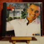 CD audio Rachid Kasmi - Live in Canada (volume 5)