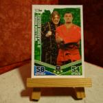 Carte de catch William Regal et Vladimir Kozlov