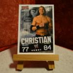 Carte de catch Christian (77-84)