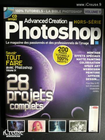 Magazine Advanced Creation Photoshop Hors-Série N°14 - NEUF