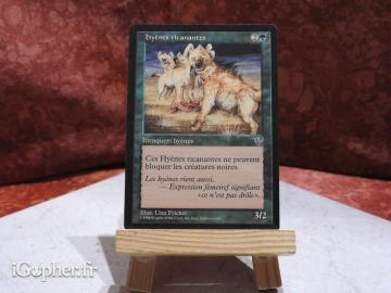 Carte Magic the Gathering : Hyènes ricanantes