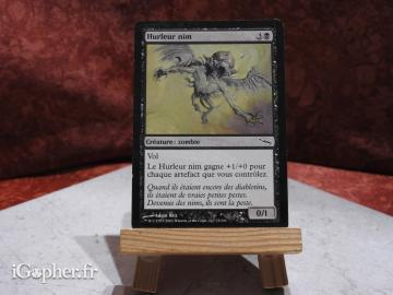 Carte Magic the Gathering : Hurleur Nim