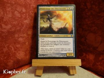 Carte Magic the Gathering : Protecmage des Éthermentés