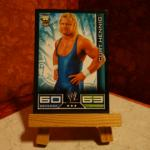 Carte de catch Curt Hennig - Slam Attax