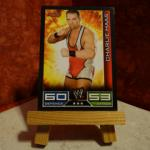 Carte de catch Charlie Haas (Slam Attax)