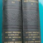 2 livres : Ma Doctoresse (tome 1 et 2) (Doctoresse Houdre)