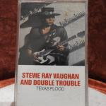 K7 audio Stevie Ray Vaughan and Double Trouble Texas Flood