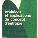 Livre : Evolution et applications du concept d'entropie (Chambadal)