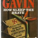Livre en anglais : How sleep the brave (Catherine Gavin)