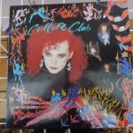 Disque vinyle 33T - Waing up with the house on fire Culture Club