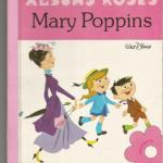 Livre : Mary Poppins (Walt Disney) - Collection les Albums Roses