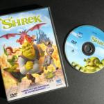 DVD Shrek (film d'animation DreamWorks)