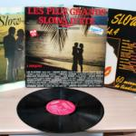 Lot de 5 vinyles 33 tours musiques compilation SLOWS