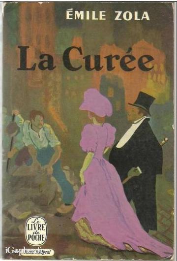 Livre De Emile Zola La Curee