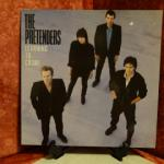 Vinyle The Pretenders : Learning to crawl