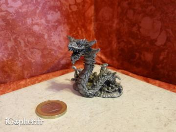 Figurine dragon collection atlas Apophis n°8