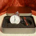 Montre-broche Saint Heinrich