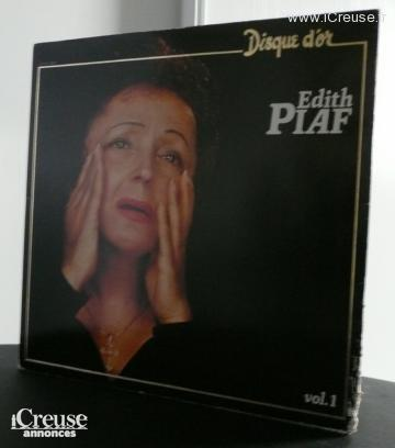 Vinyle 33T Edith Piaf Disque d'or (Volume 1) - 1980