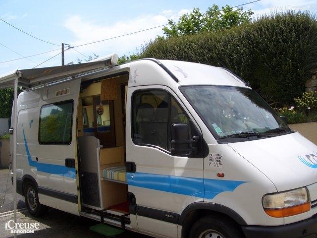 fourgon am nag camping car. Black Bedroom Furniture Sets. Home Design Ideas