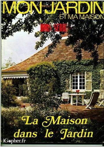 revue mon jardin et ma maison hors s rie 1972. Black Bedroom Furniture Sets. Home Design Ideas