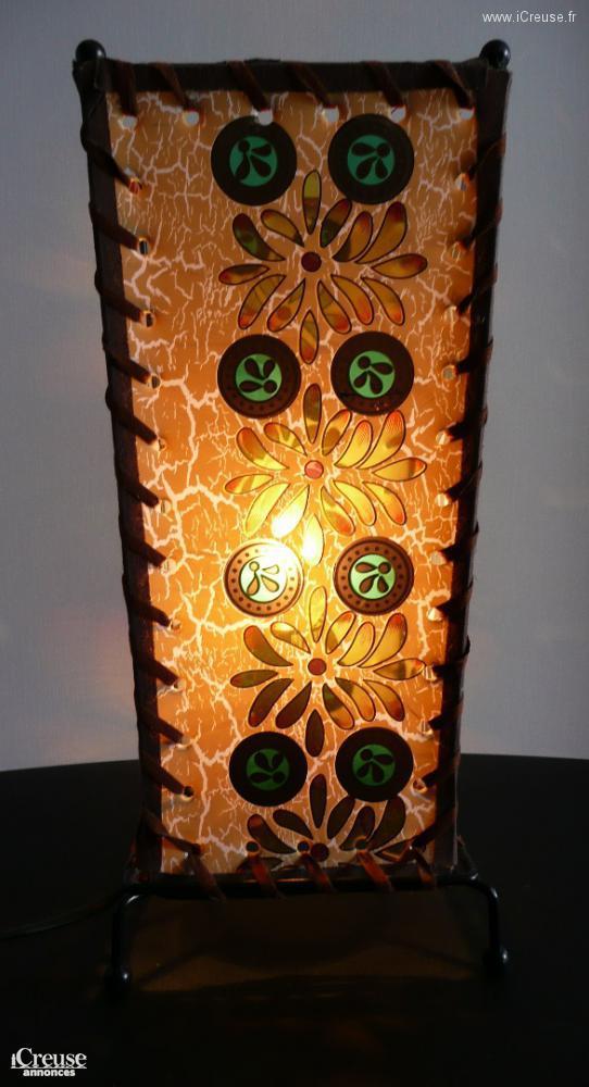Lampe de chevet style indien for Lampe de chevet style anglais