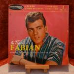 Vinyle The Tiger Fabian 45T (1959)