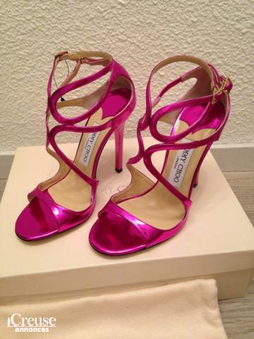 Sandales Jimmy Choo neuves