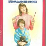 Livre en anglais : Ramona and her mother (Beverly Cleary)
